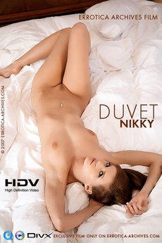 Errotica Archives Duvet Nikky